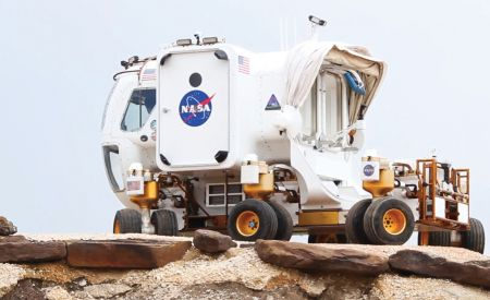 Next Mars rovers being constructed with 3-dimensional printers