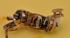 Milli-motein robot-RR
