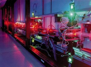 The AVLIS laser