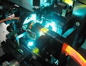 Coherent dye laser