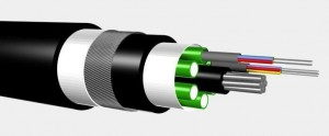 Optical fiber cables now carry terabits of data per second.