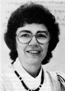 Physicist Mary Spaeth, Inventor of the tunable laser